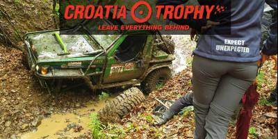 Репортаж «с колёс» CROATIA trophy 2019