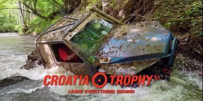 На Croatia trophy 2019 российский экипаж стал первым в классе LEGEND