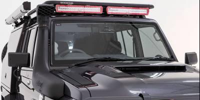ARB выпустила комплект креплений для светодиодных фонарей на багажники Rhino-Rack
