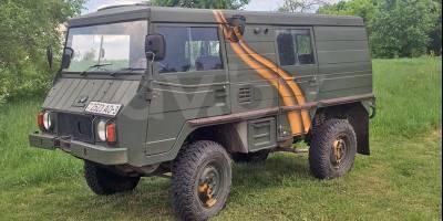 «Командирский» Pinzgauer продается в Белоруссии