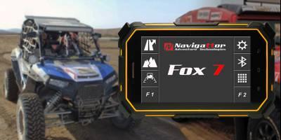 Abenteuer & Allrad: Navigattor покажет планшет-навигатор для «открытых» транспортных средств