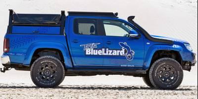 Abenteuer & Allrad: VW Amarok «Голубая ящерица» покажет как путешествовать с удобством