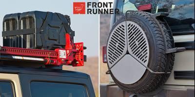 Abenteuer & Allrad: Front Runner позаботился о пище как для туристов, так и для их машины