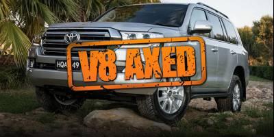 Новый Toyota Land Cruiser останется без двигателей V8