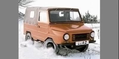 Внедорожник ЛуАЗ-969М: от Турина до тюнинга