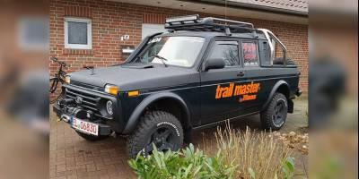 LADA 4x4 в Германии будут переделывать, чтобы обойти запрет на продажи
