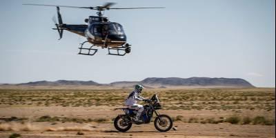 «Шелковый путь 2019»: Пилота команды Honda уличили в махинации