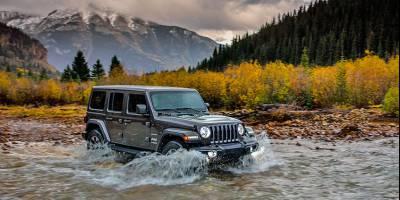 Jeep Wrangler получит гибридные «четверки» и «шестерки»
