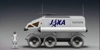 Тестовый прототип лунохода-«автодома» Toyota строит из серийного автомобиля