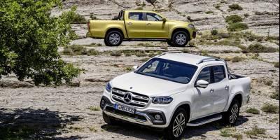 Mercedes-Benz X-class: «Ниссан» по цене «Мерседеса» в Европе «не зашёл»