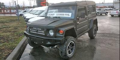 В Тольятти на продажу выставлен почти забытый, но абсолютно новый «Сталкер»