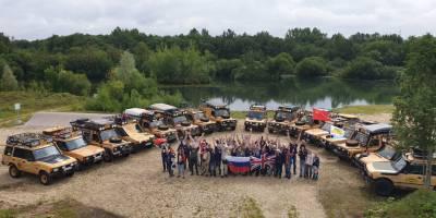 Знаменитое приключение Camel Trophy «вернулось» в Россию