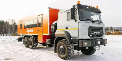 «Уралы» 6х6 оснастят китайскими газовыми моторами