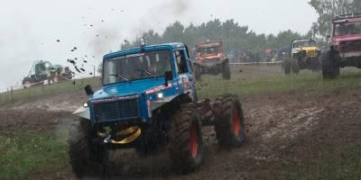 Klaperjaht off-road 2019: на старте тяжелая артиллерия