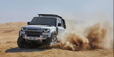 Land Rover Defender 2020: Секретов больше нет