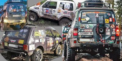 Баба Яга против: Депутат хочет запретить наклейки на машинах
