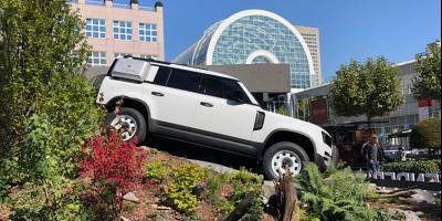 Land Rover рассказал, когда новый Defender появится в России