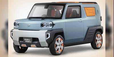 Партнер Тойоты через две недели покажет «конкурента» Suzuki Jimny