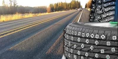 Дороги против шипов: ограничить скорость, или удорожить «шиповку»?