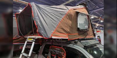 iKamper выпустил маленькую накрышную палатку, которая ничуть не хуже большой