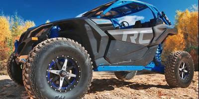Американский бренд ITP представил новые шины для мотовездеходов