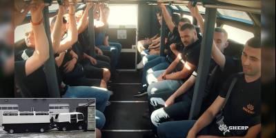 SHERP в Канаде хвастается вездеходом-«Ковчегом»