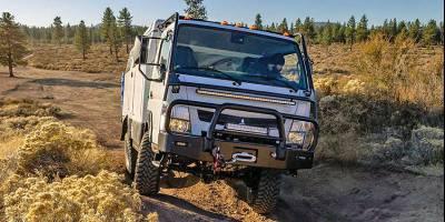 Автодома EarthCruiser обзавелись моторами V8 и 37-дюймовыми колесами