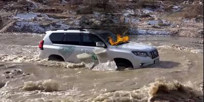 В России отзывают тысячи пожароопасных Toyota и Lexus. В том числе Land Cruiser Prado