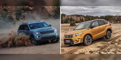 В Европе могут запретить дизельные Jeep Grand Cherokee и Suzuki Vitara