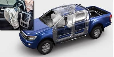 В России отзывают девять тысяч Ford Ranger из-за «стреляющих» подушек безопасности