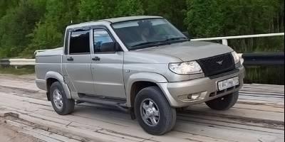 УАЗ объявил новые прайсы на всё и сказал сколько стоит Пикап с АКПП