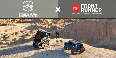 iKamper и Front Runner стали партнёрами в США