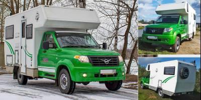 Аналитики: пандемия повысила интерес к автодомам в России