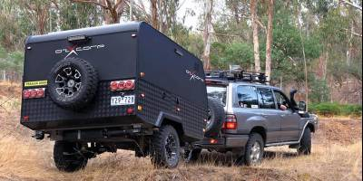 «Умный» электрический караван: новое слово в автомобильном «домостроении»