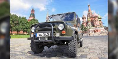 Эстонский автопутешественник Арно Павел снова собирается в Россию и рассчитывает на нашу поддержку