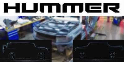 General Motors запатентовал в России товарный знак Hummer