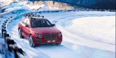 Bentley отзывает в России кроссоверы Bentayga из-за одного маленького винтика