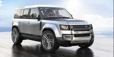 В линейке «яхтенного» стиля от Carlex Design появился кит для нового Land Rover Defender
