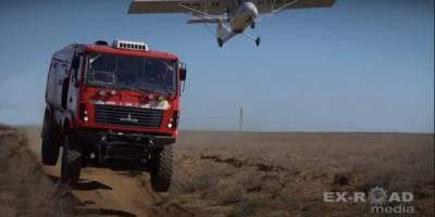 «ЗОЛОТО КАГАНА 2020»: Прыгающие МАЗы, скачущие ГАЗели, и сгоревший прототип