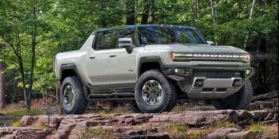 General Motors предъявил электрический Hummer EV. «Сайбертраку» дрожать, бояться!