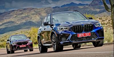 BMW в России отзывает полсотни опасных кроссоверов