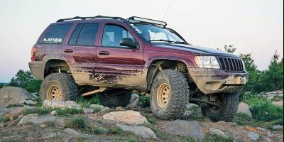 В России отзывают несколько тысяч стареньких Jeep Grand Cherokee