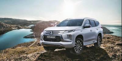 В Mitsubishi рассказали подробности про обновленный Pajero Sport для России