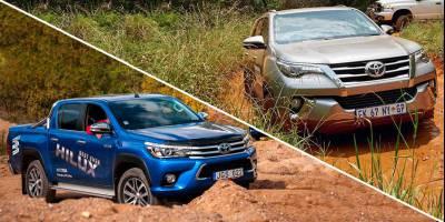 В России отзывают 3,5 тысячи внедорожников и пикапов Toyota из-за проблем с тормозами