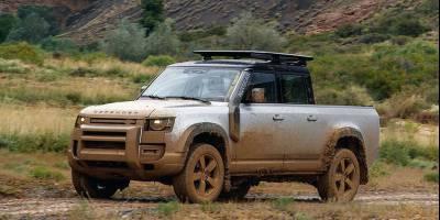 Land Rover готовится побороться с Ford и др. на ниве пикапов