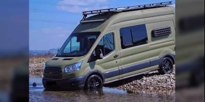 VarmiaVan: автодом на базе Ford Transit AWD построен в Польше