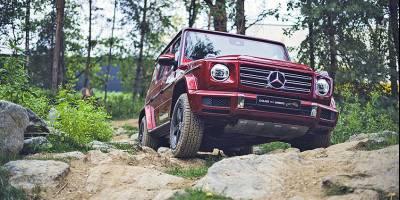 Mercedes-Benz работает над электрическим «Гелендвагеном»