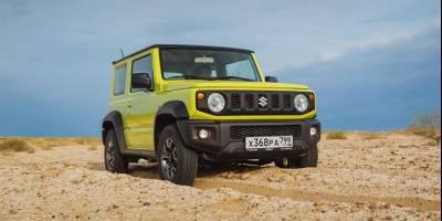 Suzuki в 2021 году надеется на заметный рост российских продаж. Vitara и Jimny должны помочь