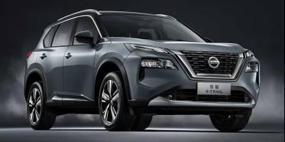 Nissan рассекретил новый X-Trail для китайского рынка с 204-сильной «турботройкой»