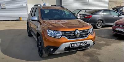 Блогеры выяснили, как и из чего сделан новый Renault Duster за миллион